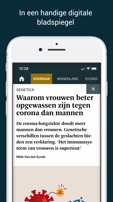 De Standaard Krant & DS Avondのおすすめ画像2