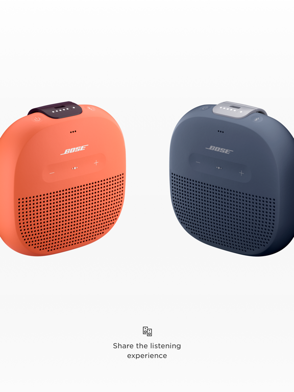 iPad Image of Bose Connect