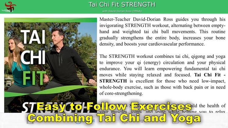 Tai Chi Fit STRENGTH