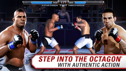 EA SPORTS™ UFC® for Windows