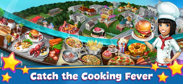 ‎Cooking Fever Screenshot