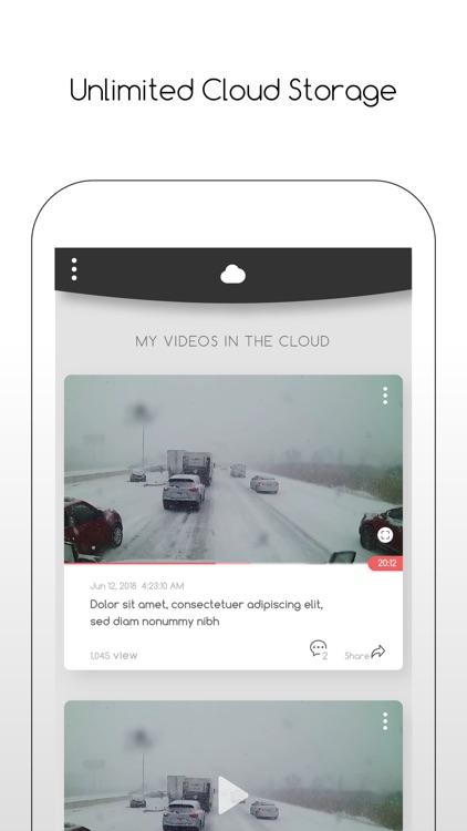 Dride for DDPai screenshot-3