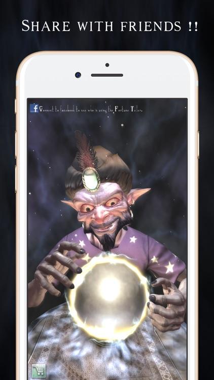 The Amazing Fortune Teller 3D screenshot-3