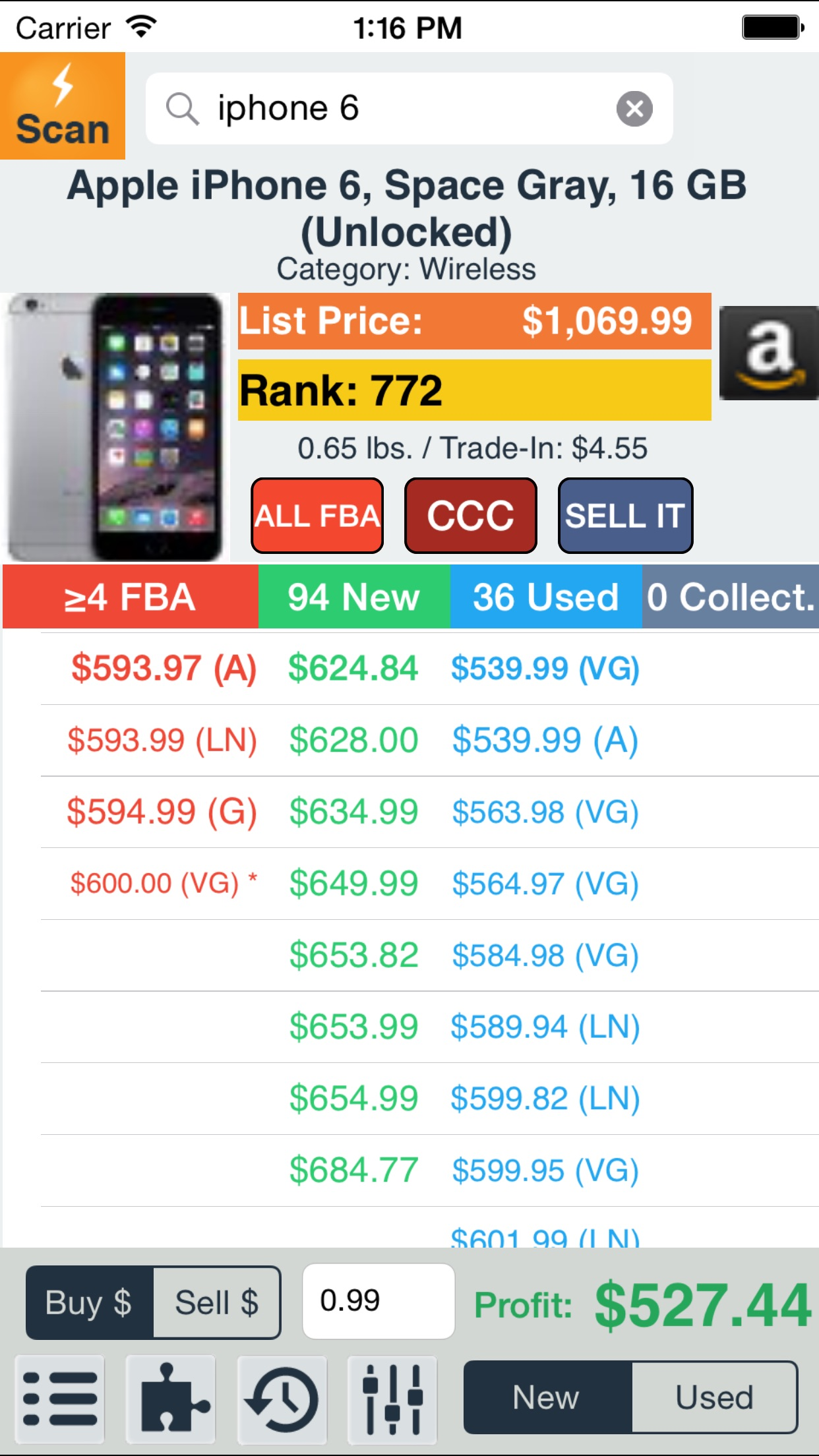 Profit Bandit Screenshot