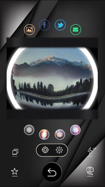 Fisheye Camera ultra wide lens screenshot-4