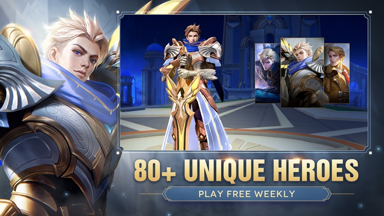 Mobile Legends: Bang Bang screenshot-4