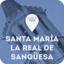 Sta. María la Real in Sangüesa