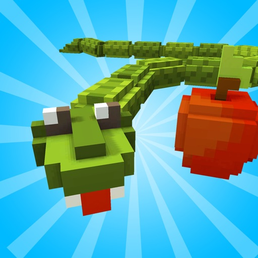 Super Snake Retro - Big Colors
