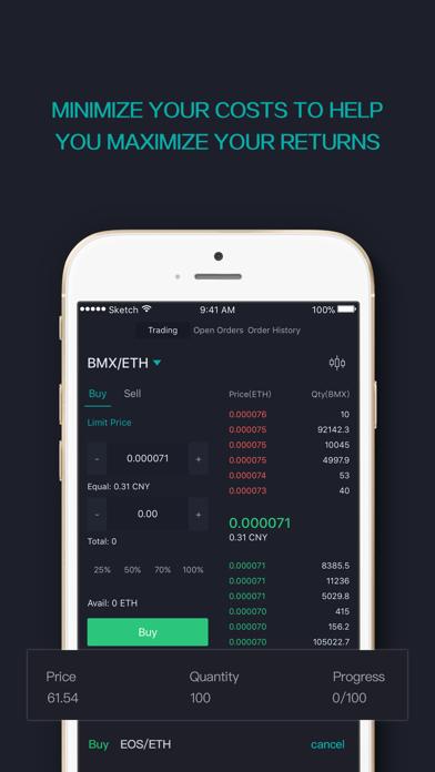 BitMart - Crypto Exchange - 窓用