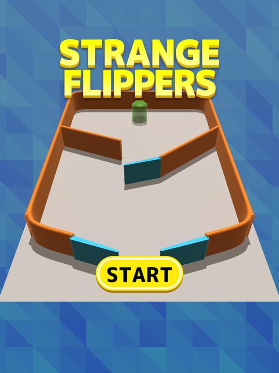 Strange Flippers screenshot 6