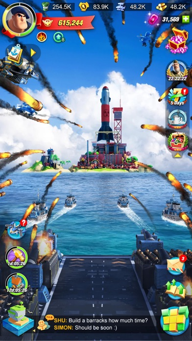 Sea Game: Mega Carrierのおすすめ画像2