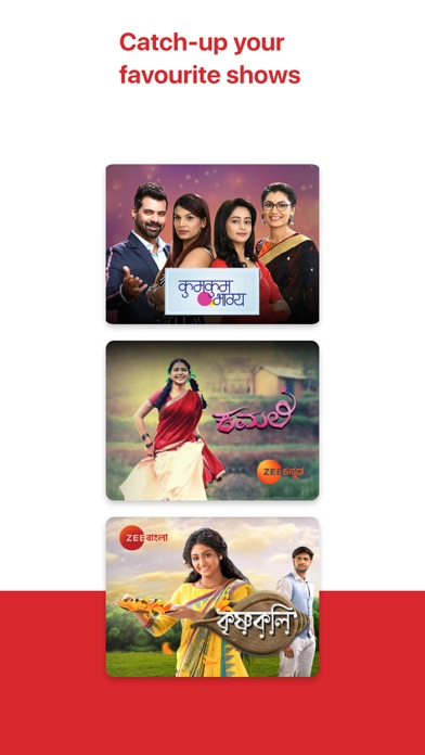 Screenshot for Airtel TV in India App Store