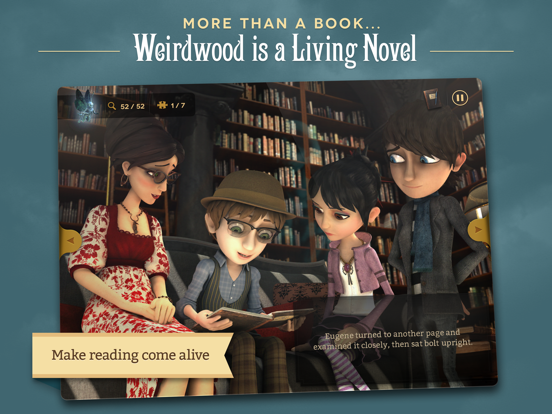 Weirdwood Manorのおすすめ画像2