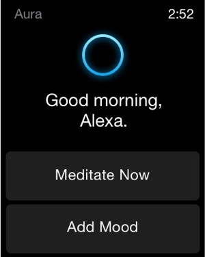 Aura: Meditation & Mindfulness Screenshot