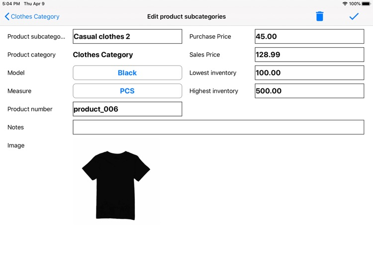 Retail Inventory+Order Manager screenshot-7