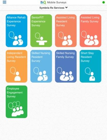 inQ Experience Surveys - náhled