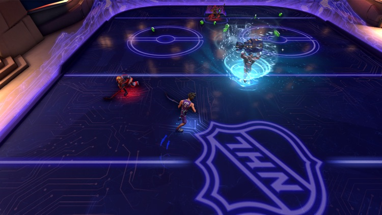 Ultimate Rivals: The Rink screenshot-7