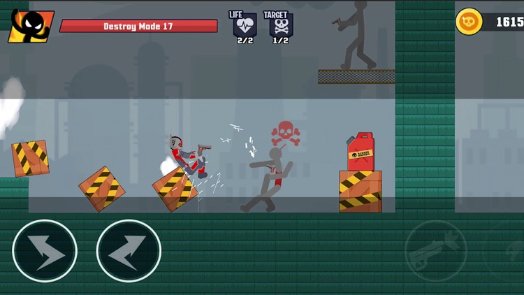 Stick Destruction screenshot-3