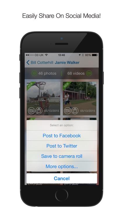 Camp Connect screenshot-3