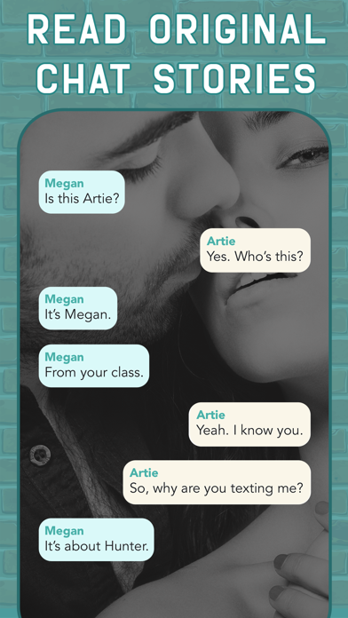 TEXTY: Chat Stories Text Story Screenshot