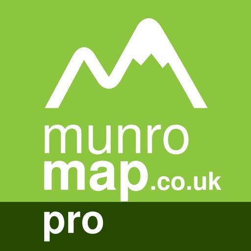 Munro Map Pro