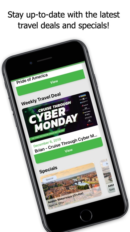 Cruise Planners Mobile