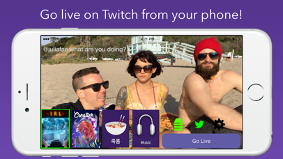 download IRLTV- Stream Live To Twitch apps 1