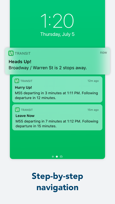 Transit • Subway & Bus Timesのおすすめ画像7