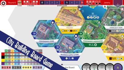 Screenshot SUBURBIA City Building Game