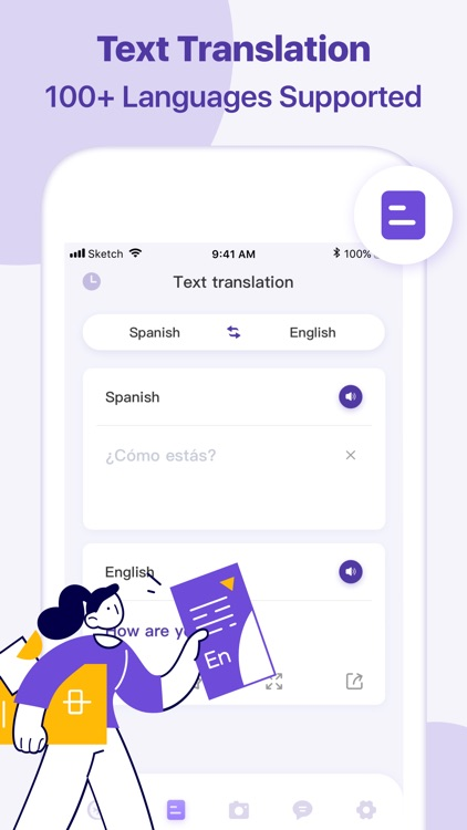 Translate Me: Translator App screenshot-1