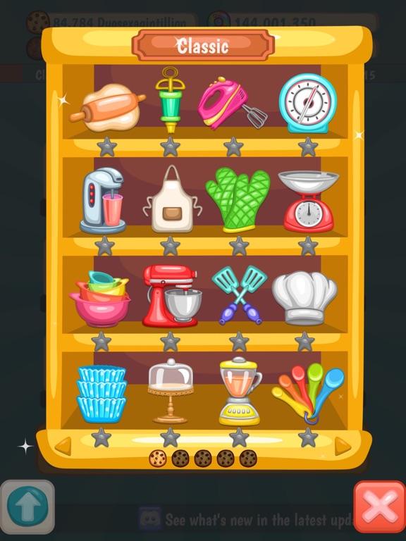 Cookies Inc. - Idle Tycoon для iPad