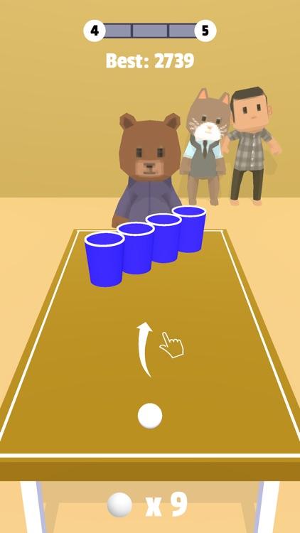 Beer Pong. screenshot-4