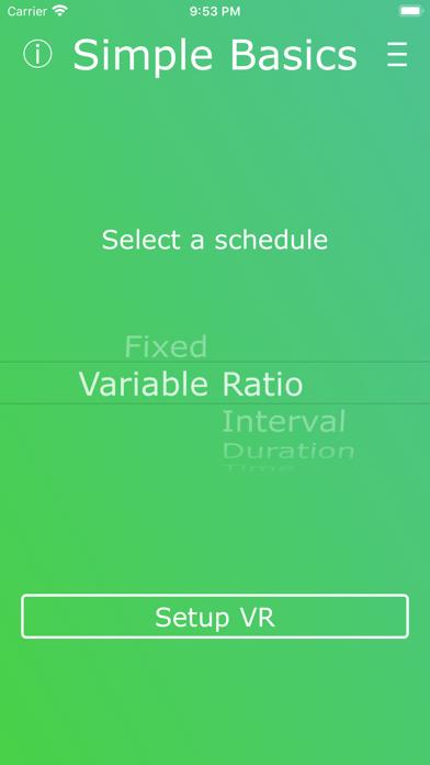 Simple Basics Screenshot