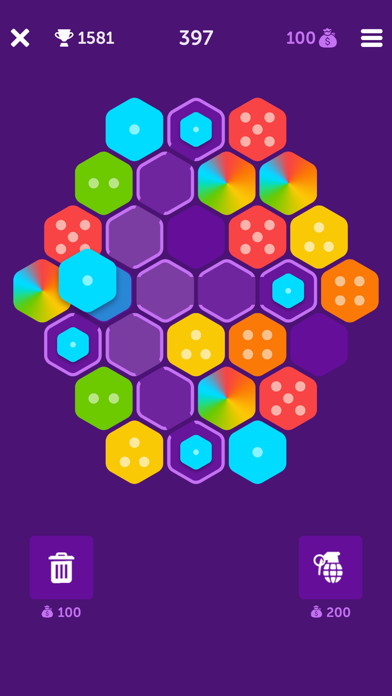 Hexa Bang screenshot #3