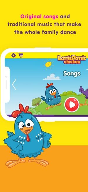 Lottie Dottie Chicken Official on the App Store