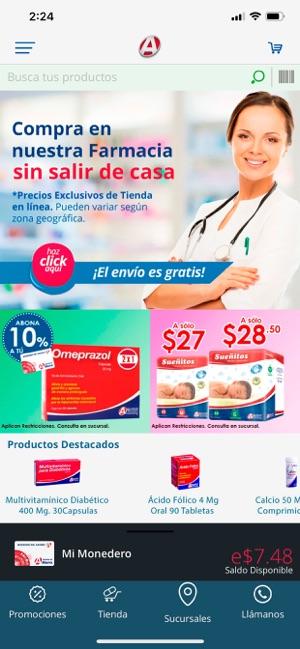 Farmacias Del Ahorro En App Store