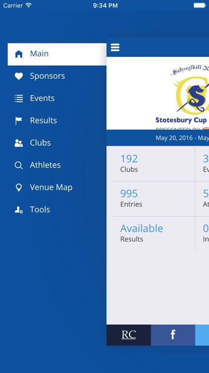 Stotesbury Cup Regatta by RegattaCentral, LLC