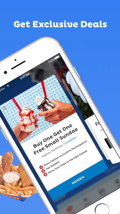 Download Dairy Queen® for Android