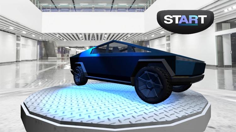 CyberTruck - Augmented Reality screenshot-4