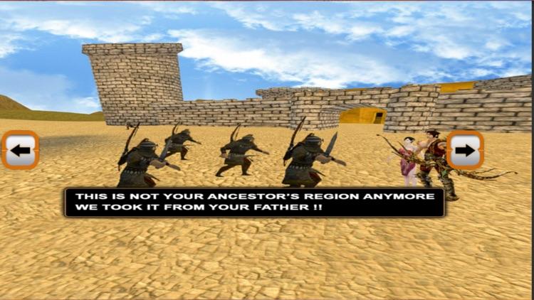 Prince Of Arabia : Archery screenshot-5