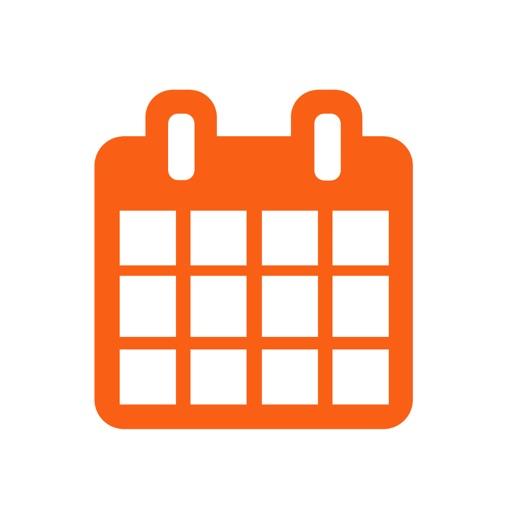 mobile-calendar booking system