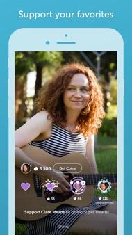Periscope Live Video Streaming iphone resimleri