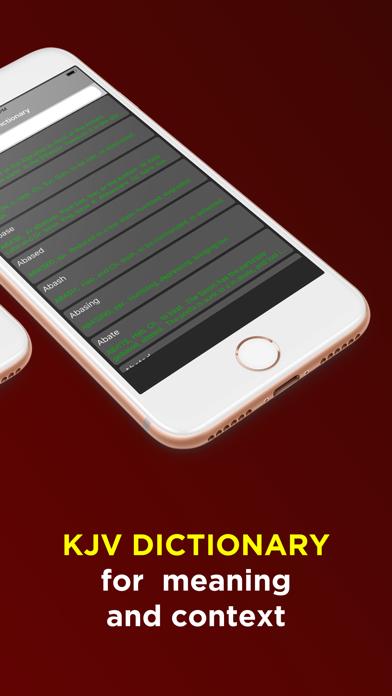 KJV Bible Offline - Audio KJVのおすすめ画像7
