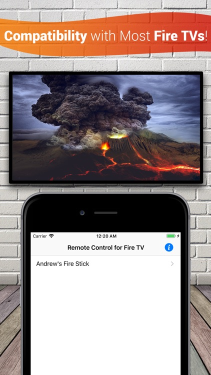 Remote Control for Fire TV screenshot-3
