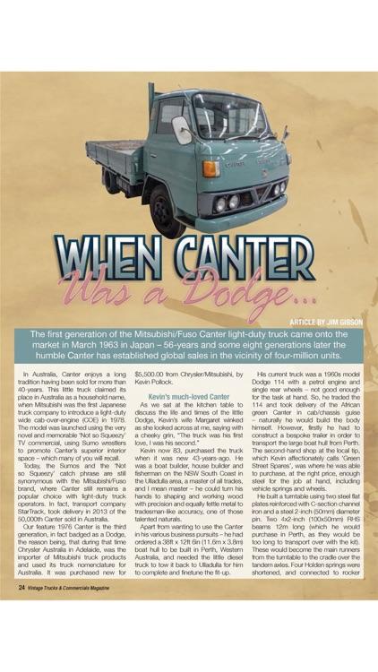 Vintage Trucks & Commercials screenshot-4