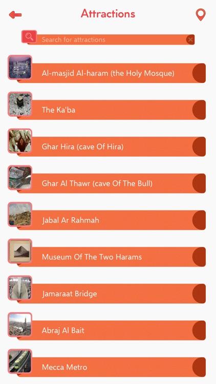 Mecca Tourism Guide
