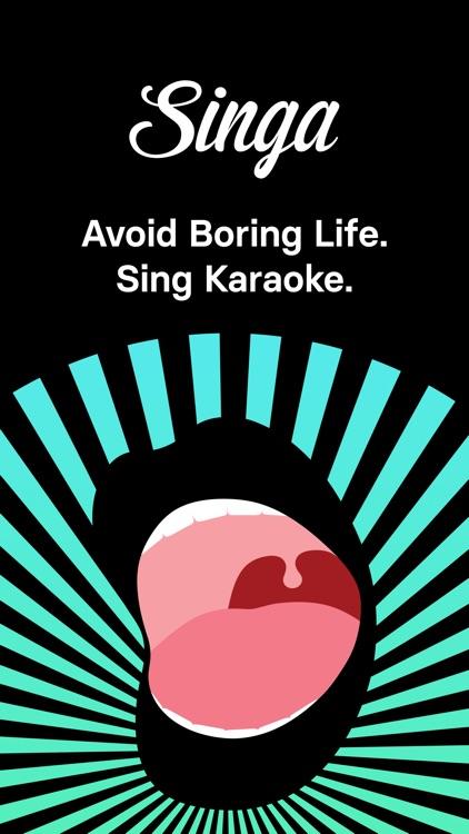 Singa: Sing Karaoke & Lyrics