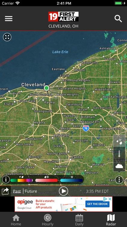Cleveland19 FirstAlert Weather screenshot-3