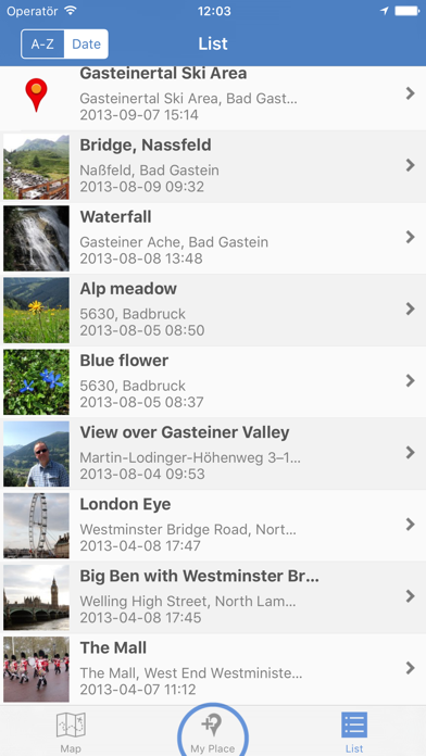 Screenshot for Places & Photos in Sweden App Store