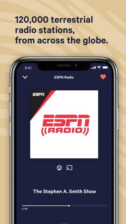 TuneIn: NBA, Radio & Podcasts screenshot-6